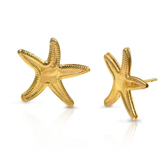 Small Starfish in 18K Gold Filled